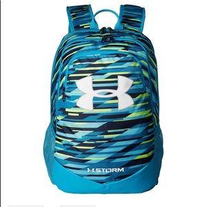 brand new under armor backpack !